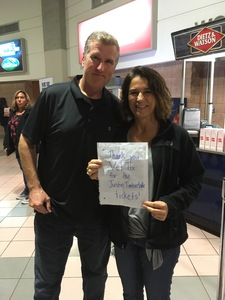 Shawn attended Justin Timberlake - the Man of the Woods Tour - Pop on Oct 15th 2018 via VetTix