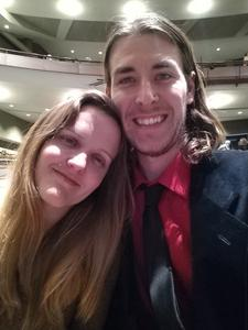 Joshua attended Tale of Two Titans - Tracking Attendance - Presented by the Austin Symphony on Dec 1st 2018 via VetTix