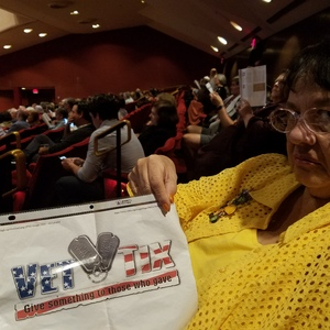 Gerald attended The Marriage of Figaro on Oct 23rd 2018 via VetTix