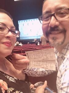 Miguel attended The Marriage of Figaro on Oct 23rd 2018 via VetTix