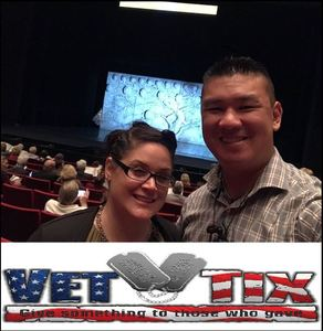 Jonathan attended The Marriage of Figaro on Oct 23rd 2018 via VetTix