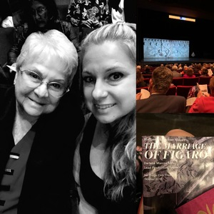 Kodie attended The Marriage of Figaro on Oct 23rd 2018 via VetTix