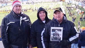 Ralph attended West Virginia Mountaineers vs. Baylor Bears - NCAA Football on Oct 25th 2018 via VetTix