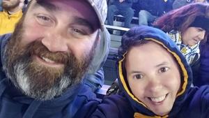Susan attended West Virginia Mountaineers vs. Baylor Bears - NCAA Football on Oct 25th 2018 via VetTix