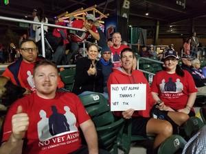 Click To Read More Feedback from Major League Baseball's Arizona Fall League - Military Appreciation Game