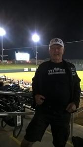 Kenneth attended Major League Baseball's Arizona Fall League - Military Appreciation Game on Nov 10th 2018 via VetTix