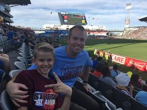 Steven attended Colorado Rapids vs. FC Dallas - MLS on Oct 28th 2018 via VetTix