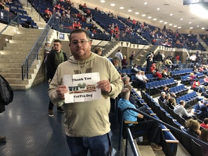 Click To Read More Feedback from US Naval Academy Veterans Classic - Navy Midshipmen vs. Maryland Terrapins/ Providence vs. Wichita State - NCAA Men's Basketball - Doubleheader