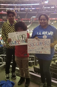Click To Read More Feedback from LA CLippers vs Denver Nuggets - NBA