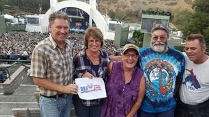 Daniel attended Willie Nelson, Phil Lesh and More: Outlaw Music Festival - Country on Oct 21st 2018 via VetTix