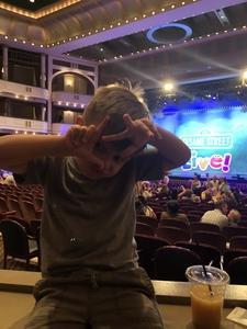 jonathan attended Sesame Street Live! Make Your Magic on Oct 21st 2018 via VetTix