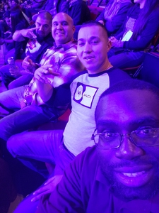 Aridanie attended Copa Combate - Tracking Attendance - Live Mixed Martial Arts -presneted by Combate Americas on Dec 7th 2018 via VetTix