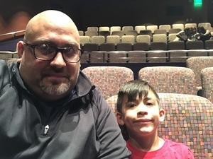 John attended School House Rock Live Events on Oct 27th 2018 via VetTix