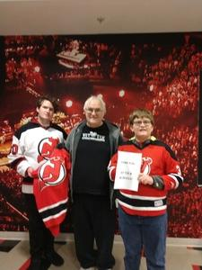 Click To Read More Feedback from New Jersey Devils vs. Colorado Avalanche - NHL