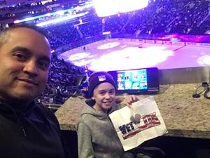 Click To Read More Feedback from New York Rangers vs. Calgary Flames - NHL