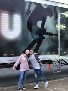 Jory attended Keith Urban: Graffiti U World Tour - Country on Nov 1st 2018 via VetTix