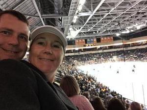 Timothy attended Kansas City Mavericks vs. Tulsa Oilers - ECHL on Nov 30th 2018 via VetTix