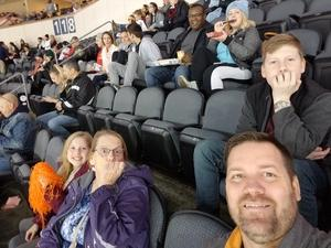 Ernest attended Kansas City Mavericks vs. Tulsa Oilers - ECHL on Nov 30th 2018 via VetTix