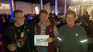 Daniel attended Legacy Fighting Alliance 54 - Tracking Attendance - Mixed Martial Arts - Presented by Legacy Fighting Alliance on Nov 16th 2018 via VetTix