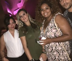 Emilio attended Tracy Morgan - Comedy on Nov 3rd 2018 via VetTix