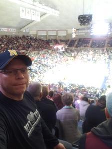 Lloyd attended UCONN Huskies vs. Ohio State Buckeyes - NCAA Women's Basketball - Home Opener on Nov 11th 2018 via VetTix