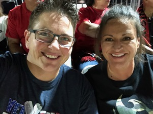Yvonne attended Phoenix Rising vs Swope Park Rangers - USL Western Semifinals on Oct 26th 2018 via VetTix
