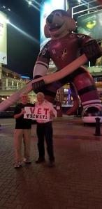 Click To Read More Feedback from Arizona Coyotes vs. Ottawa Senators - NHL