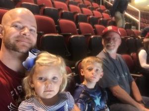 Ryan attended Arizona Coyotes vs. Ottawa Senators - NHL on Oct 30th 2018 via VetTix