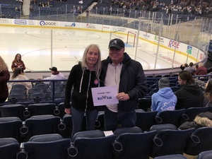 Richard attended Chicago Wolves vs. Milwaukee Admirals - AHL - Military Appreciation Weekend - Special Instructions * See Notes on Nov 11th 2018 via VetTix
