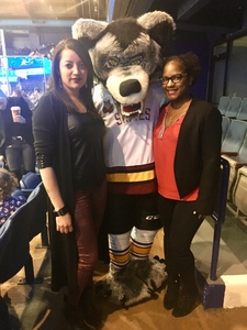Karol attended Chicago Wolves vs. Milwaukee Admirals - AHL - Military Appreciation Weekend - Special Instructions * See Notes on Nov 11th 2018 via VetTix