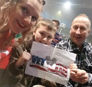 Scott attended Jake Owen - Life's Whatcha Make It Tour on Oct 26th 2018 via VetTix