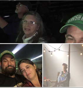 Brian attended Jake Owen - Life's Whatcha Make It Tour on Oct 26th 2018 via VetTix