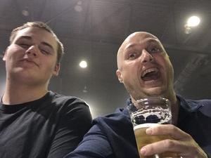 Matthew attended Jake Owen - Life's Whatcha Make It Tour on Oct 26th 2018 via VetTix