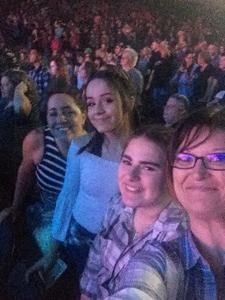 Monica attended Jake Owen - Life's Whatcha Make It Tour on Oct 26th 2018 via VetTix