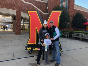 Brian attended University of Maryland vs. Michigan State - NCAA Football on Nov 3rd 2018 via VetTix