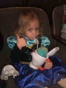 Michele attended Disney on Ice: Worlds of Enchantment - Special Instructions & Information * See Notes Before Claiming! on Nov 9th 2018 via VetTix
