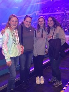 Dixie attended Disney on Ice: Worlds of Enchantment - Special Instructions & Information * See Notes Before Claiming! on Nov 9th 2018 via VetTix