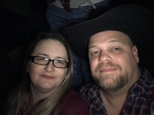 Frederick attended Chris Young: Losing Sleep World Tour 2018 - Country on Nov 3rd 2018 via VetTix
