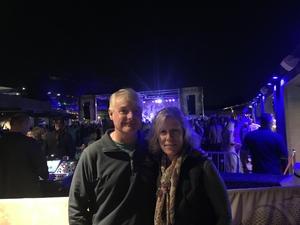 George attended Super Diamond - the Neil Diamond Tribute - *see Notes on Nov 10th 2018 via VetTix
