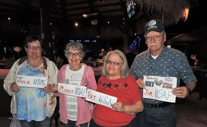 Patricia attended Super Diamond - the Neil Diamond Tribute - *see Notes on Nov 10th 2018 via VetTix