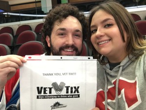 Charles attended Cleveland Monsters vs. Grand Rapids Griffins - AHL on Nov 4th 2018 via VetTix