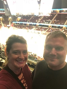 Rob attended Cleveland Monsters vs. Grand Rapids Griffins - AHL on Nov 4th 2018 via VetTix