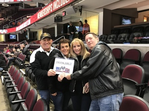 Bob Q. attended Cleveland Monsters vs. Grand Rapids Griffins - AHL on Nov 4th 2018 via VetTix