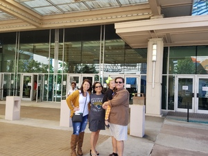 Greg Rodriguez attended Sesame Street Live! Make Your Magic - Early Performance on Oct 28th 2018 via VetTix