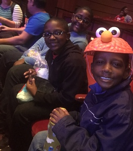 Shelley attended Sesame Street Live! Make Your Magic - Early Performance on Oct 28th 2018 via VetTix