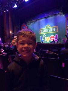 Melissa attended Sesame Street Live! Make Your Magic - Early Performance on Oct 28th 2018 via VetTix