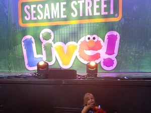 Logan attended Sesame Street Live! Make Your Magic - Early Performance on Oct 28th 2018 via VetTix