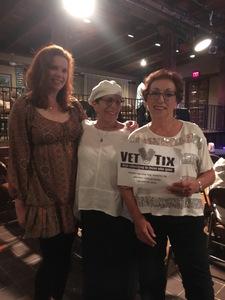 Adrienne attended Phoenix Amplified Jazz Experience on Oct 27th 2018 via VetTix