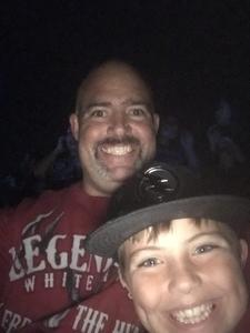 Jeremy attended 98kupd Presents Five Finger Death Punch and Breaking Benjamin - Heavy Metal on Nov 10th 2018 via VetTix