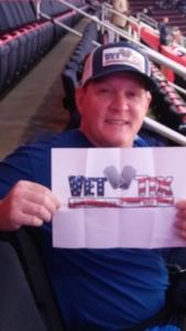 thomas attended Detroit Pistons vs. Miami Heat - NBA - Hoops for Troops Night! on Nov 5th 2018 via VetTix